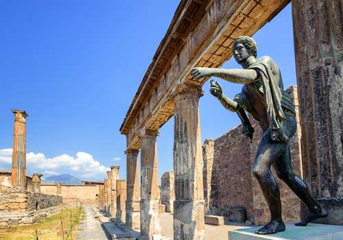 Apollos Temple Italy