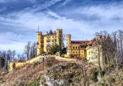 Hohenschwangau, Bavaria