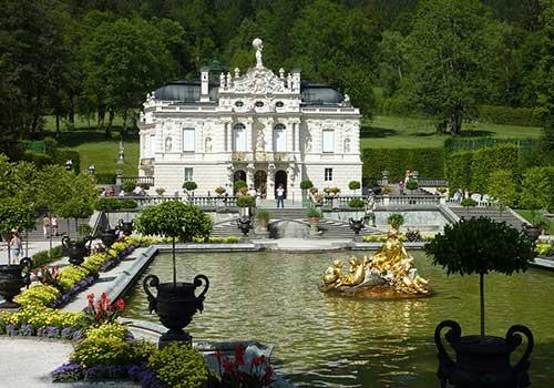Linderhof, Bavaria