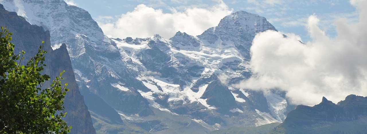 Swiss Alps -Jungfraujoch,