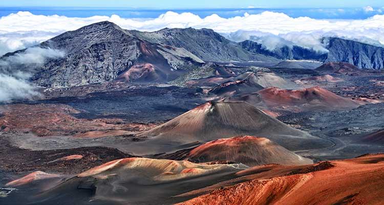 Hawaiian Honeymoon Mt Haleakala