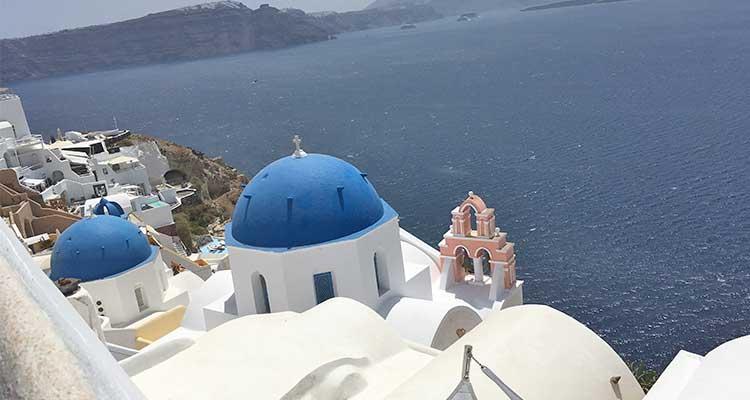 Greece - Santorini View