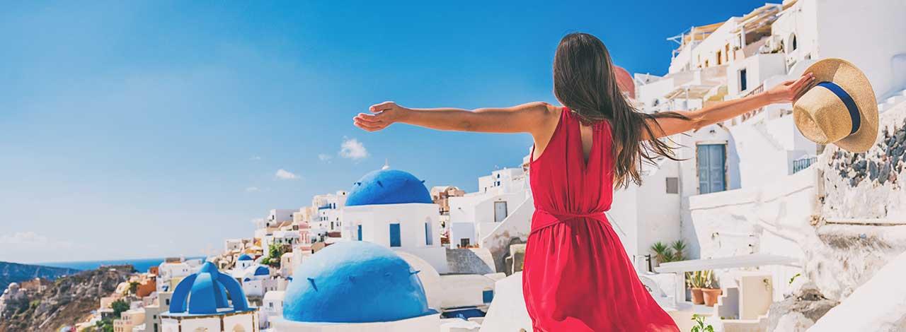 Greece - Santorini Perch