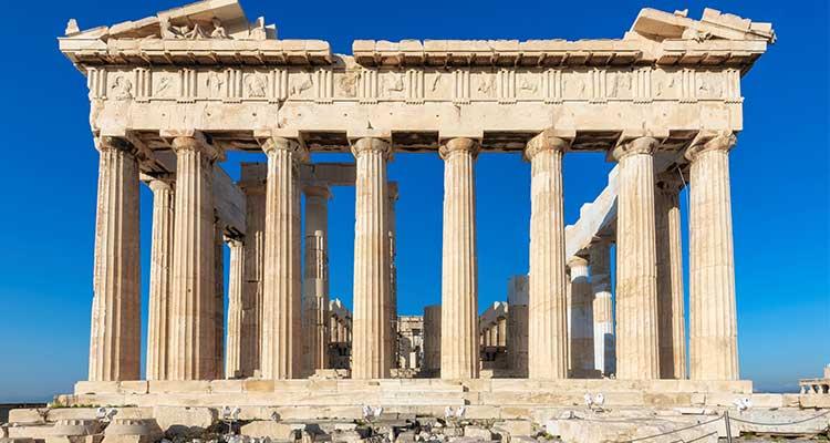 Greece - Pantheon