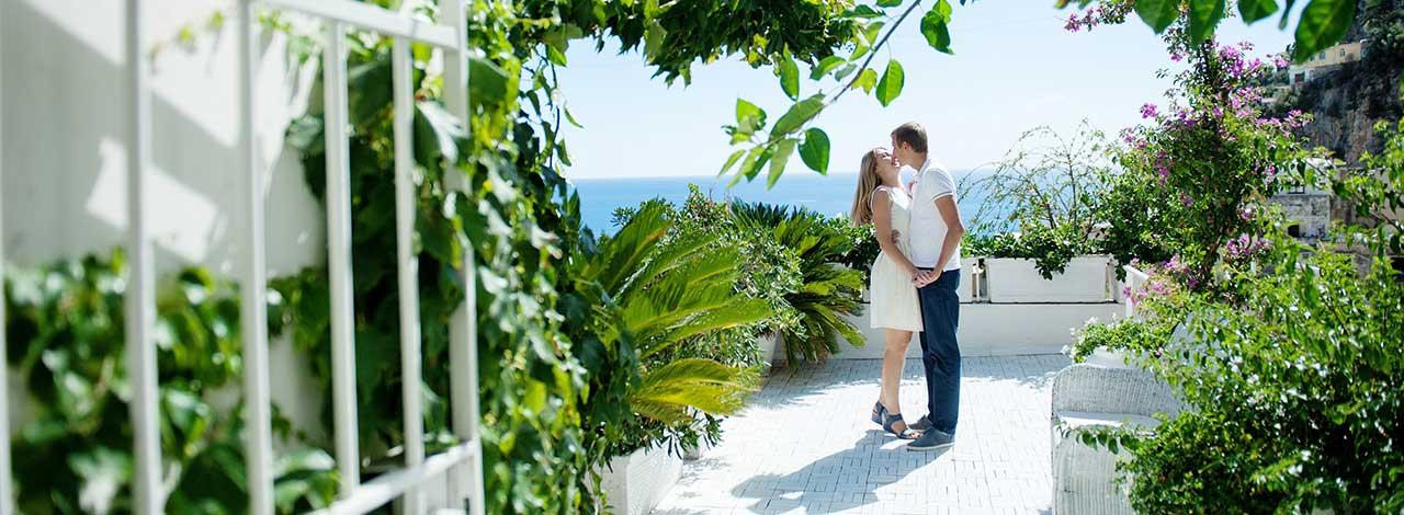 Italy Open to Travelers - Romance