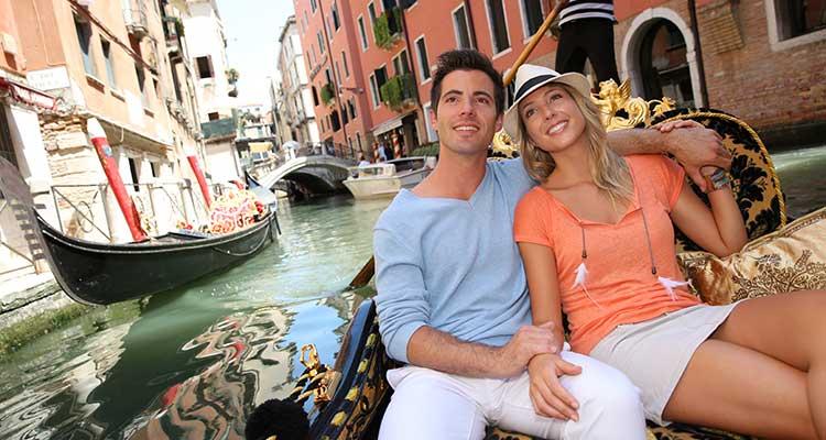 Italy - Venice Gondola Ride