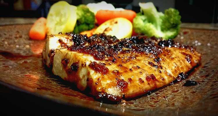 Caribbean islands for foodies - fish