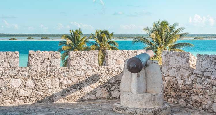 Mexico's Riviera Maya - Fort Bacalar