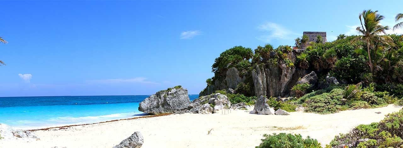 Mexico's Riviera Maya - Tulum header